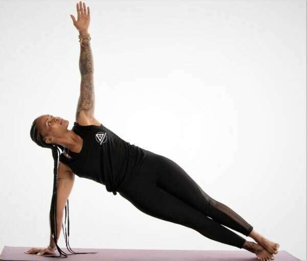 Trifocus Fitness Academy - yoga practice